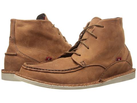Oliberte - Mogado High (Antique Brown) Men