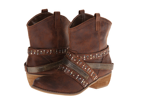 Not Rated - Super Surprise (Tan) Women's Pull-on Boots
