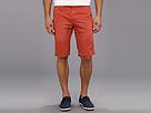 Seven7 Jeans - Twill Flat Front Short (Watermelon) - Apparel