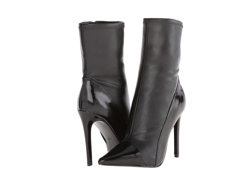 GUESS - Oblong (Black Multi) Women's Dress Boots