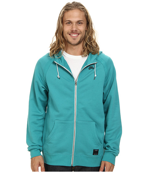 Nike SB - SB Northrup Icon Full-Zip Hoodie (Catalina/Catalina/Catalina/Black) Men's Sweatshirt