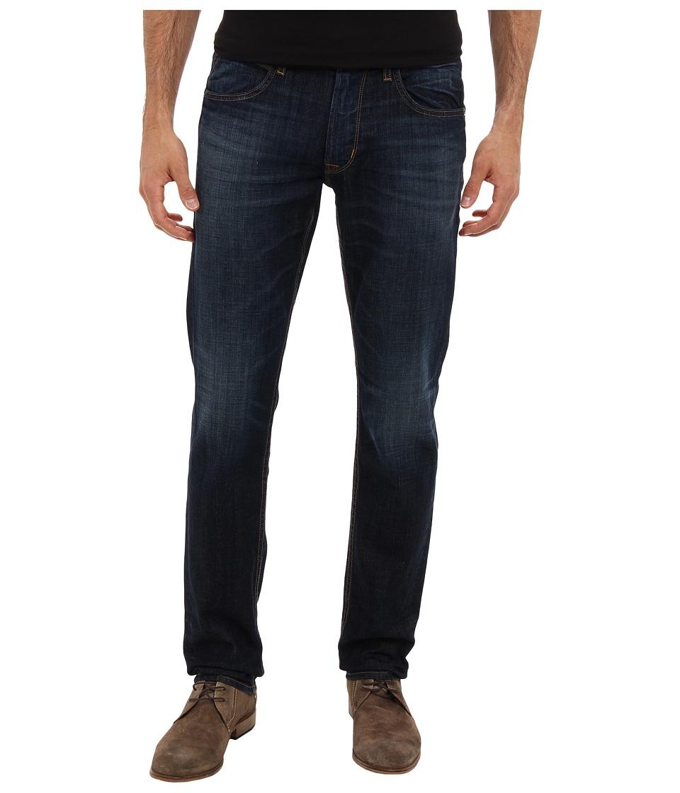Hudson Blake Slim Straight in Motorhead (Motorhead) Men's Jeans