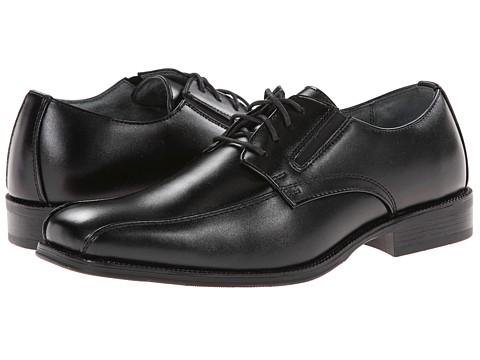 Calvin Klein - Jamel (Black Smooth) Men's Lace up casual Shoes