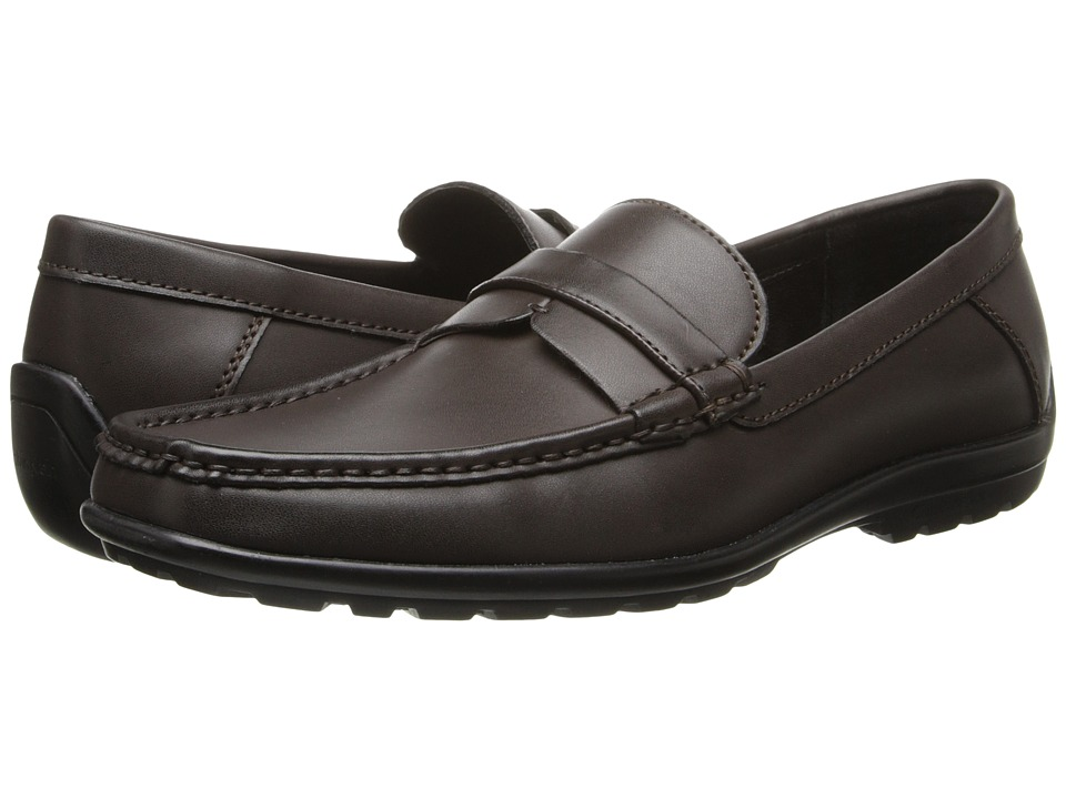 Calvin Klein - Herman (Dark Brown Smooth) Men