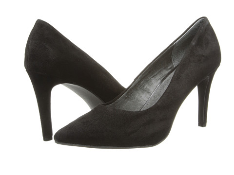 Seychelles - Frequency (Black Suede) Women