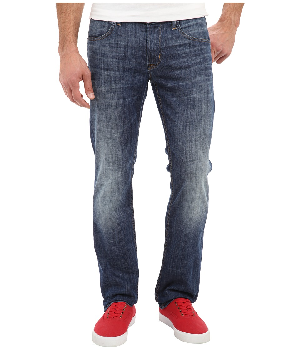 Hudson - Byron Straight Zip Fly in Relentless (Relentless) Men's Jeans