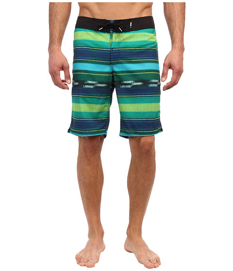 Reef - Reef Division Boardshort (Blue) Men's Swimwear