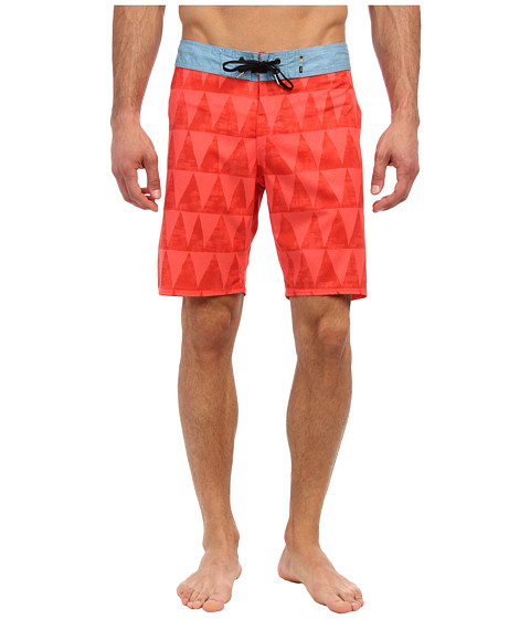 Reef - Reef Tour Boardshort (Red) Men's Swimwear