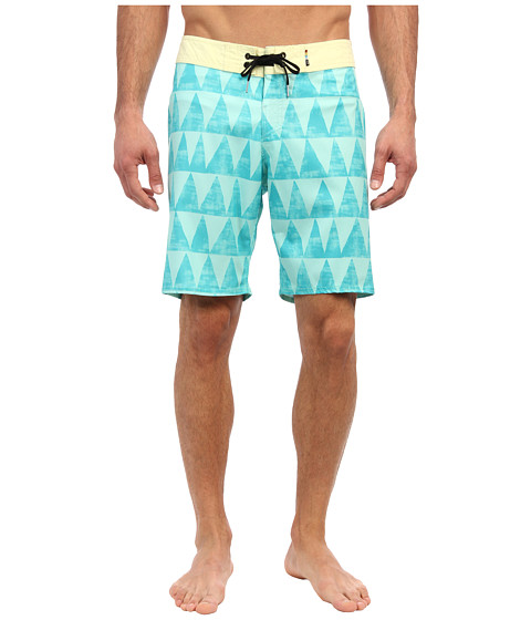 Reef - Reef Tour Boardshort (Aqua) Men's Swimwear