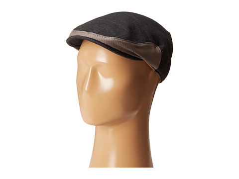 Goorin Brothers - John Thomas (Charcoal) Caps