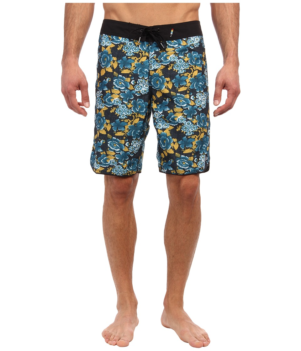 Reef - Reef Debut Boardshort (Black) Men's Swimwear