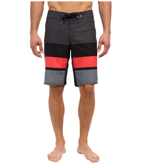 Reef - Reef Beginnings Boardshort (Black) Men's Swimwear