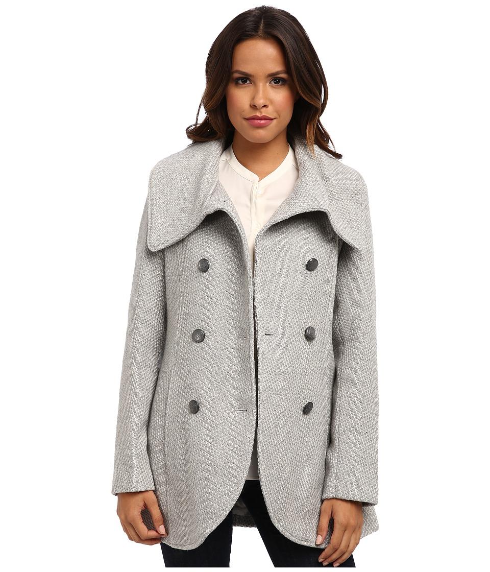 Jessica Simpson - JOFMH763 Coat (Grey) Women