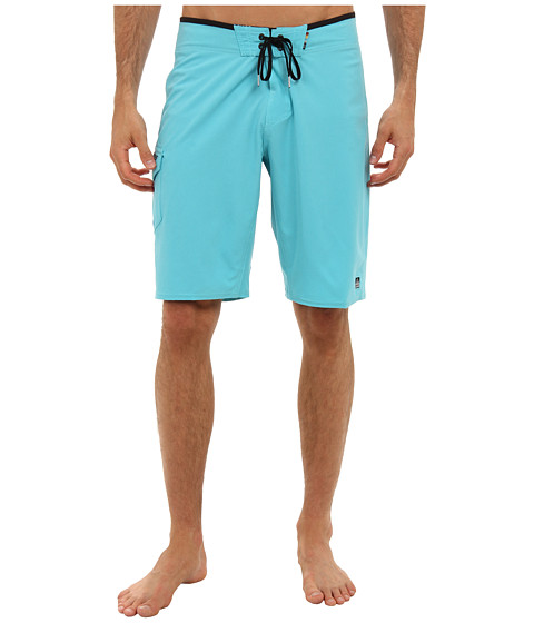 Reef - Alarm Boardshort (Blue) Men's Swimwear