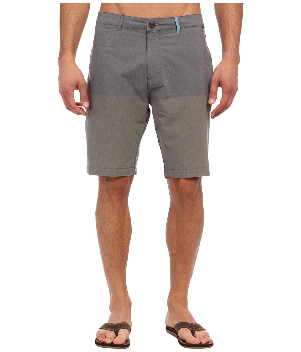 Reef - Reef Santo Thomas Walkshort (Black) Men