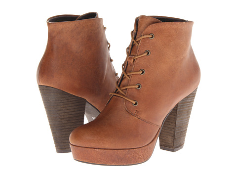 4341bf503fe Steve Madden Jammie Women s Leather Ankle Boots Booties Brown Size 8.5.  EAN-13 Barcode of UPC 887474843179. 887474843179