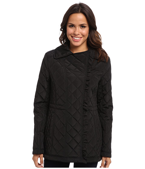 Jessica Simpson - JOFMP605 Coat (Black) Women