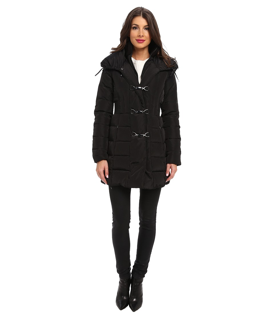 Jessica Simpson - JOFMD365 Coat (Black) Women's Coat
