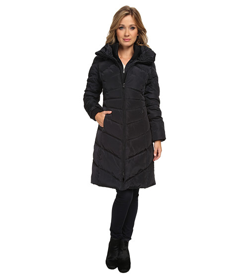 Jessica Simpson - JOFMD007 Coat (Navy) Women's Coat