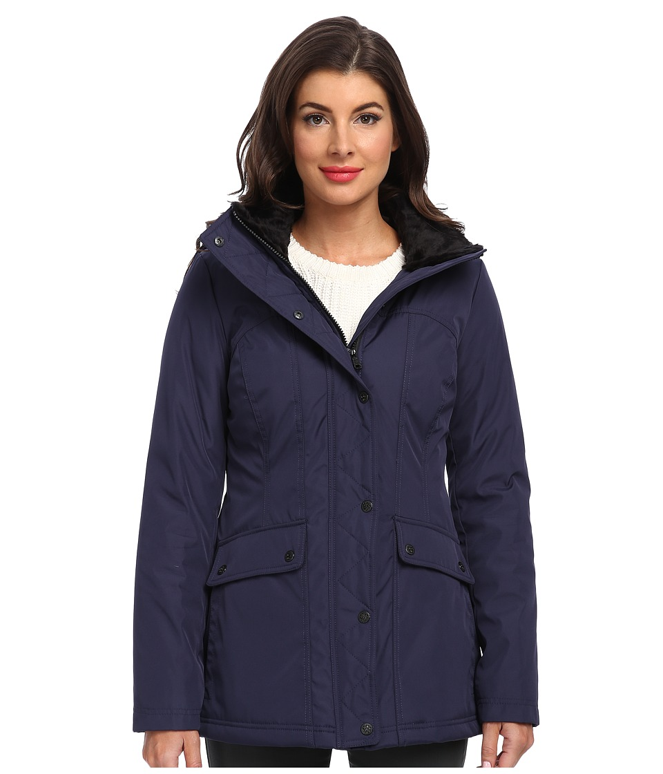 Jessica Simpson - JOFMP841 Coat (Navy) Women's Coat