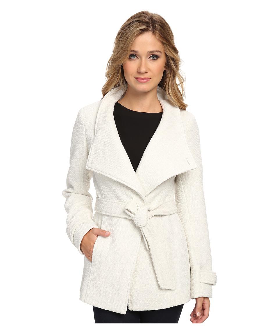 Jessica Simpson - JOFMA902 Coat (Ivory) Women's Coat