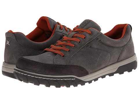 ECCO Sport - Urban Lifestyle Vermont (Dark Shadow) Men's Lace up casual Shoes