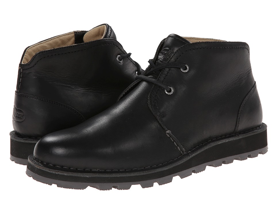 Sperry Top-Sider Dockyard Oxford Chukka (Black) Men