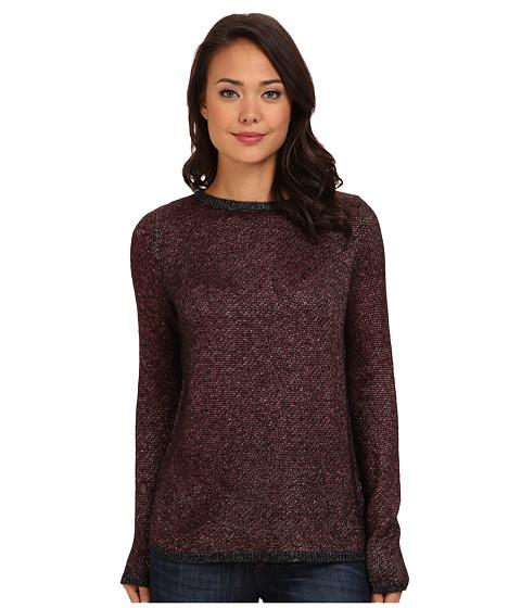 Kenneth Cole New York - Samara Sweater (Chili/Charcoal Silver) Women's Sweater
