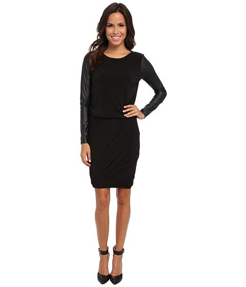 Kenneth Cole New York - Virginie Dress (Black) Women's Dress