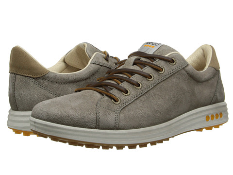 ECCO Golf - Street EVO One (Warm Grey) Men's Golf Shoes