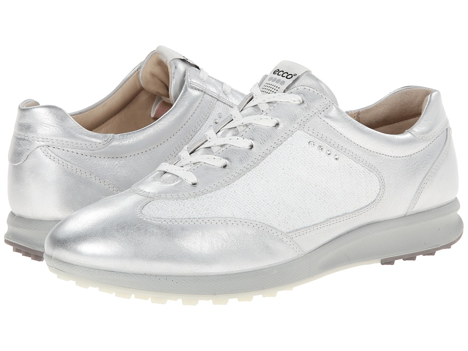 ECCO Golf - Street EVO One Luxe (White) Women's Golf Shoes