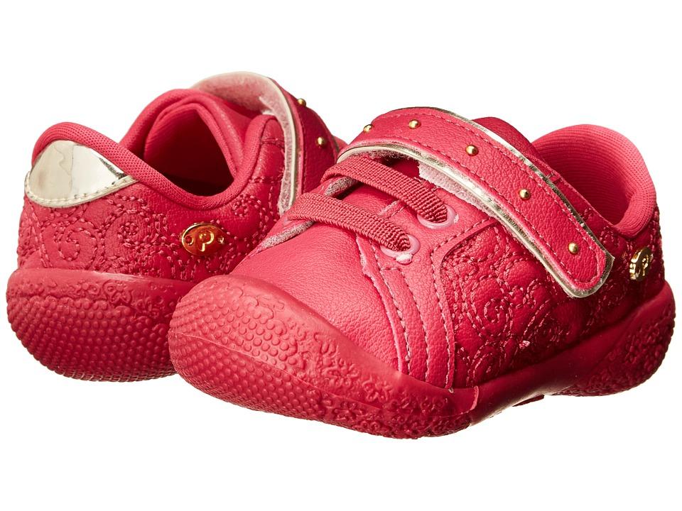 Pampili - Cuti Cuti 232069 (Infant/Toddler) (Fuchsia) Girl's Shoes