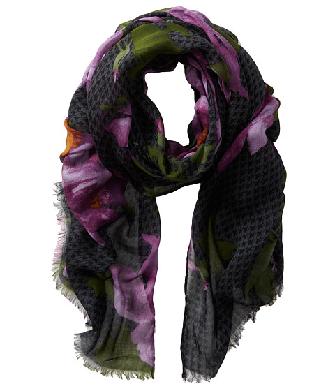 LAUREN by Ralph Lauren - Katia Scarf (Black) Scarves