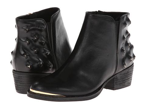 Elliott Lucca - Rosa Studs (Pyramid Black) Women's Zip Boots