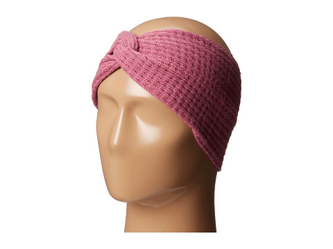 Echo Design - Twisted Headband (Plum Heather) Cold Weather Hats