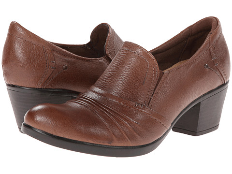 Earth Origins - Derby (Almond) Women's Shoes