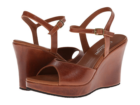 Cordani - Westminster (Cognac Leather) Women's Wedge Shoes