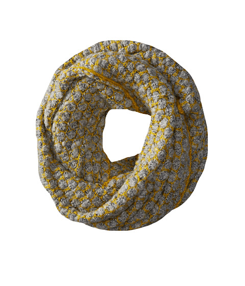Echo Design - Boucle Seed Stitch Tube (Grey Heather) Scarves
