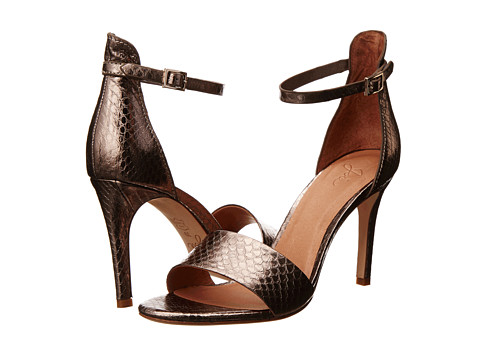 Joie - Jaclyn (Gunmetal Metallic Snake) High Heels