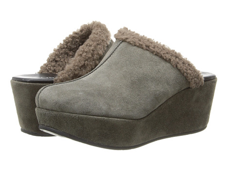 Cordani - Darma (Taupe Suede) Women's Clog Shoes