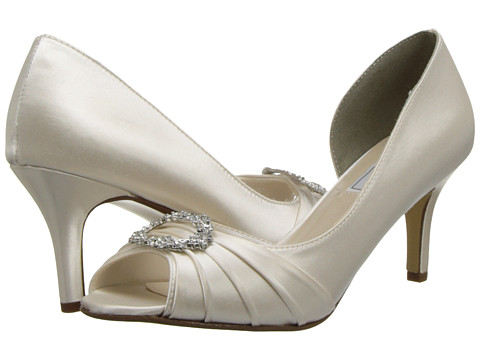 Touch Ups - Olivia (Ivory) Women's Bridal Shoes