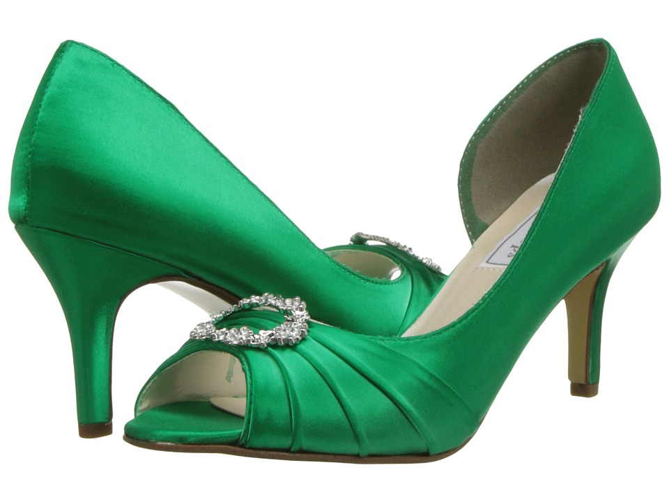 Touch Ups - Olivia (Emerald) Women's Bridal Shoes
