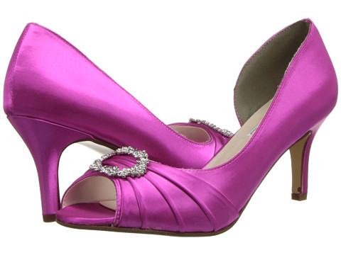 Touch Ups - Olivia (Fuchsia) Women's Bridal Shoes