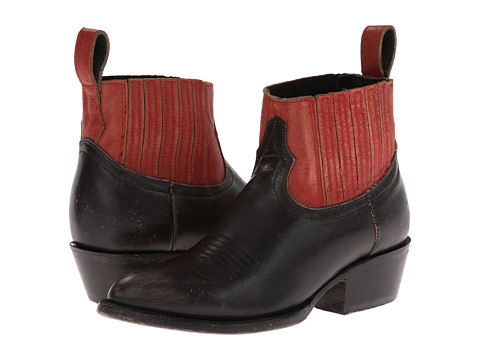 Matisse - Mustang (Black/Red) Women's Boots