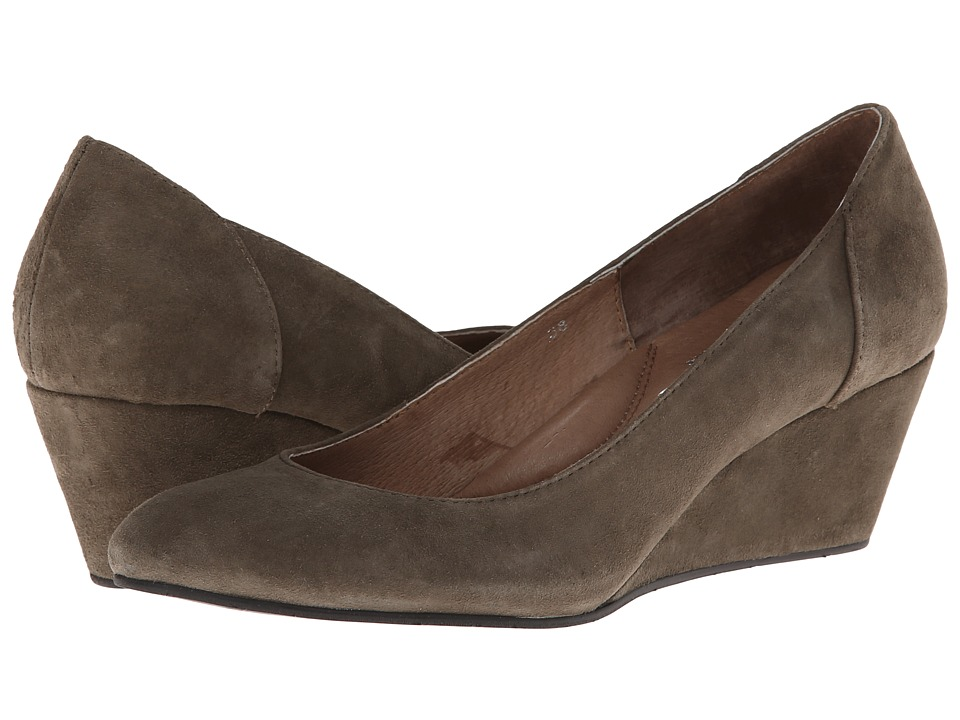 Cordani - Indra (Grey Suede) Women's Shoes
