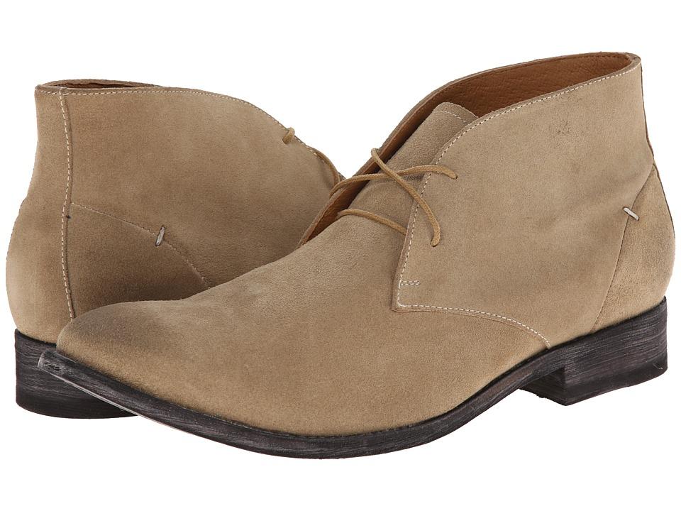 JD Fisk - Cormac (Khaki Suede) Men's Lace-up Boots