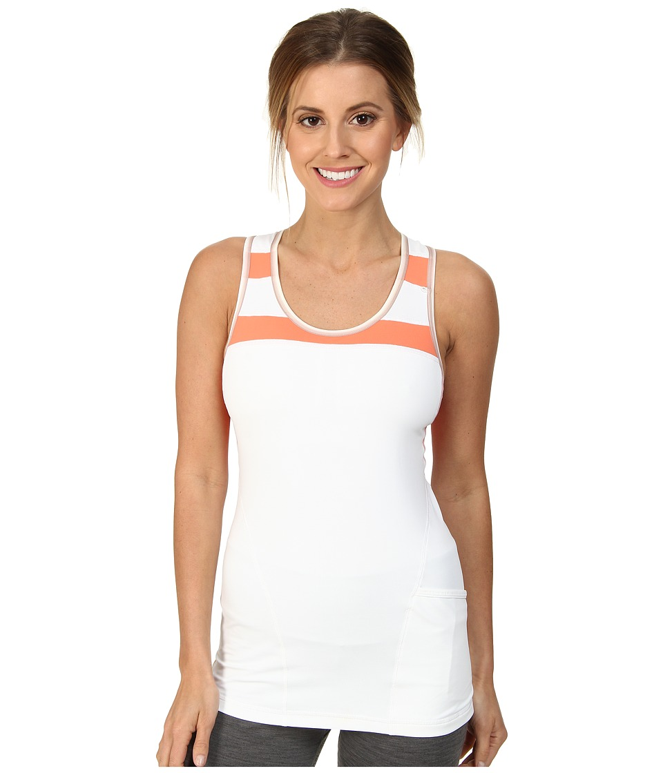Lole - Riau Tank Top (White) Women's Sleeveless