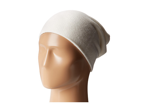 Echo Design - Milk Made Slouchy Hat (Cream) Knit Hats
