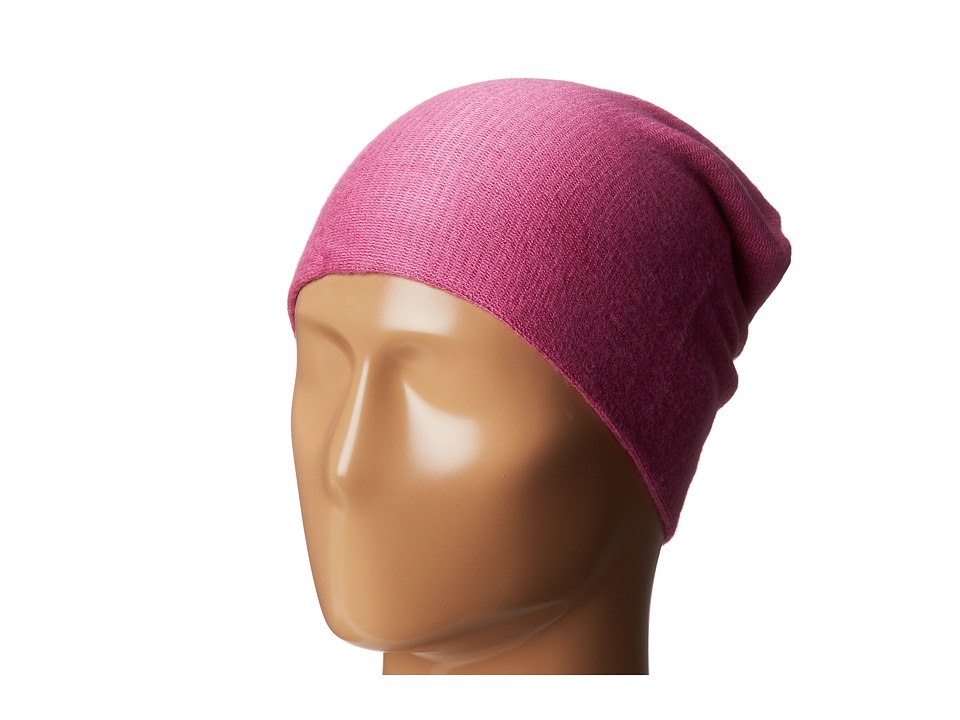 Echo Design - Milk Made Slouchy Hat (Plum Heather) Knit Hats