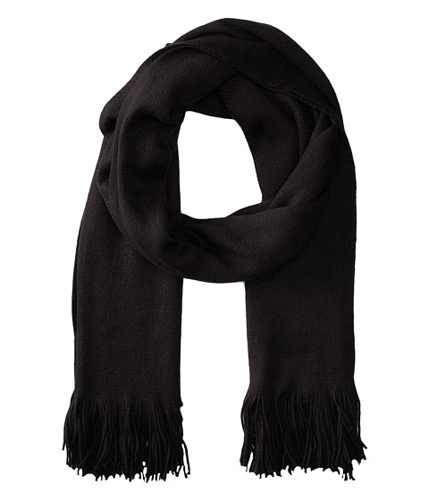 Echo Design - Milk Made Wrap (Black) Scarves